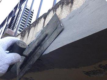 外壁補修工事